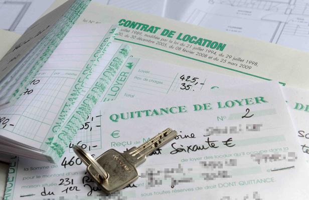 Les mentions obligatoires sur une quittance de loyer - Location garage assurance locataire ...